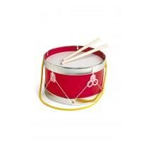 Mini tamburo con bacchette